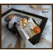 Кутийка малка, винтидж Gift 1